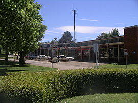 Adaminaby Shopping Centre
